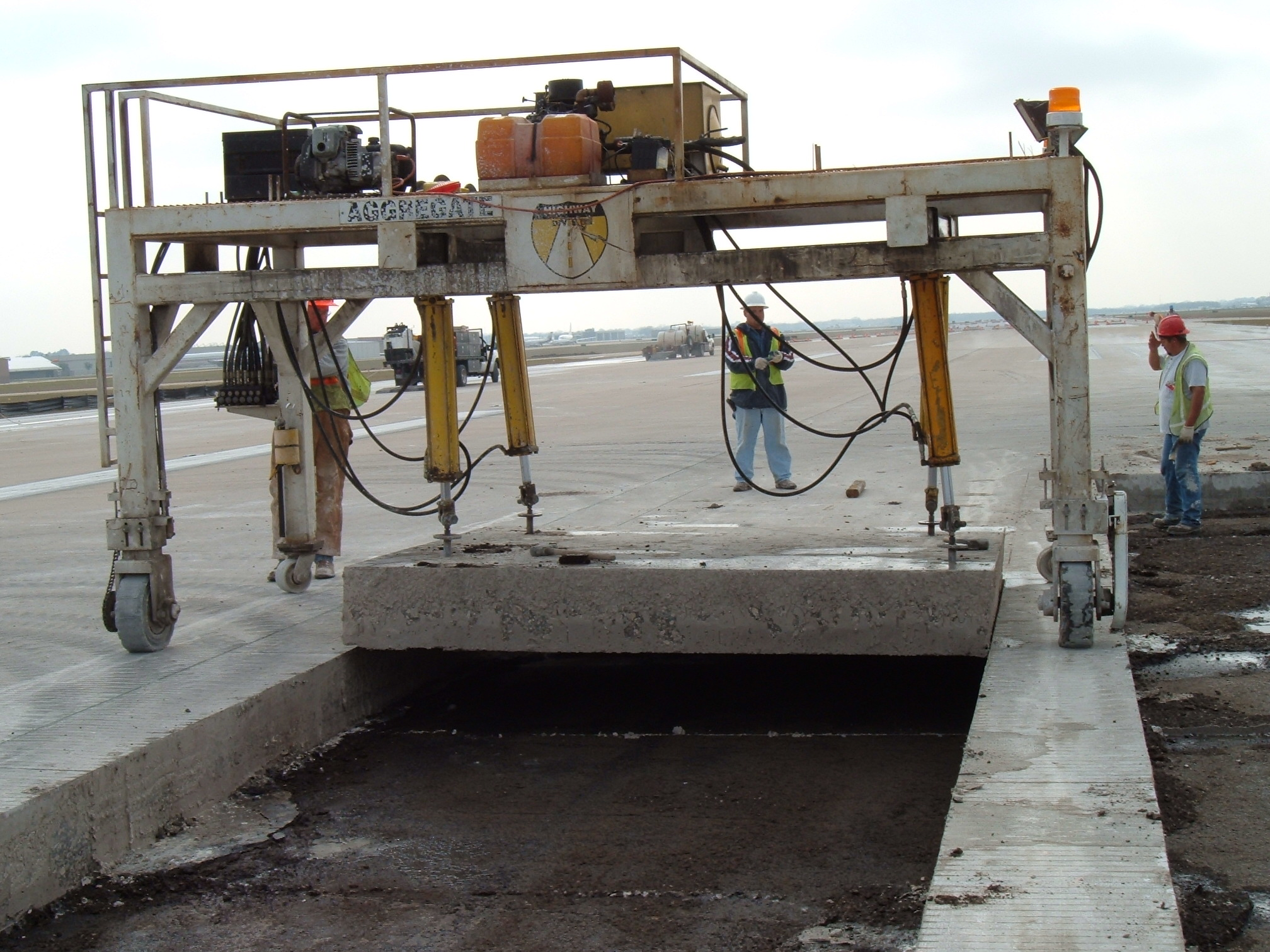 Wall Sawing Machine Concrete Slab Total Lift Out - Concrete Sawing ...
