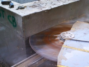 Wall Sawing  - Aggregate Technologies, Inc.